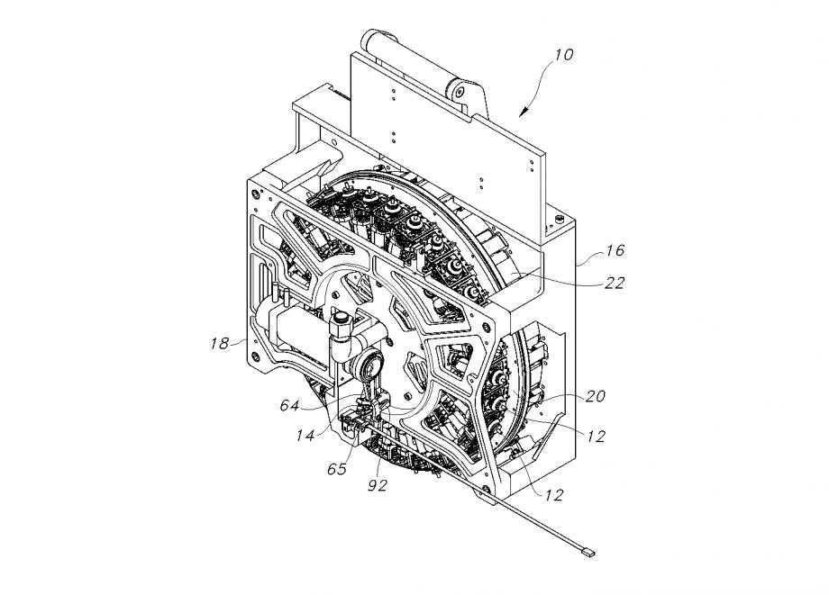mechanical drafting machine