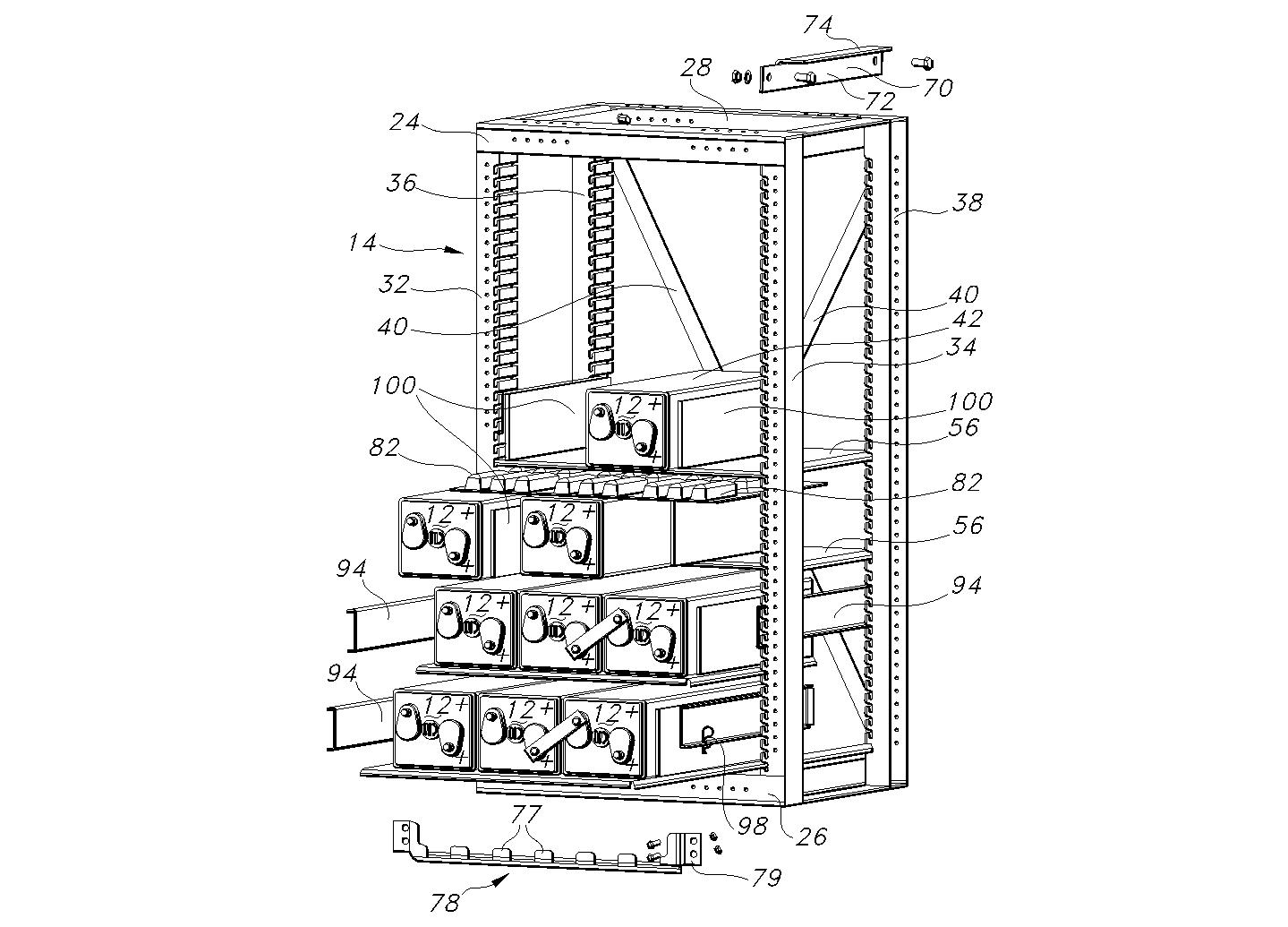 mechanical switch box